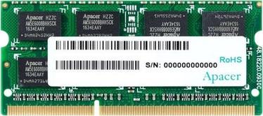 Operatīvā atmiņa (RAM) Apacer DS.08G2K.KAM DDR3 (SO-DIMM) 8 GB