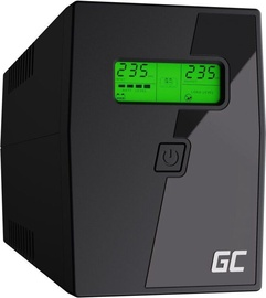 UPS sprieguma stabilizators Green Cell UPS Power Proof, 480 W