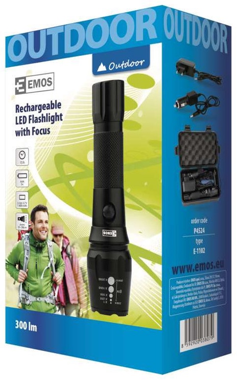 Emos Rechargeable LED Lantern 5W Cree