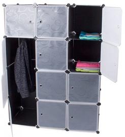 Модульный шкаф 9 отделений