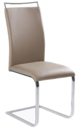 Ēdamistabas krēsls Signal Meble H334 Dark Beige, 1 gab.