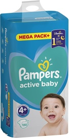 Pampers Active Baby S4 Plus 120