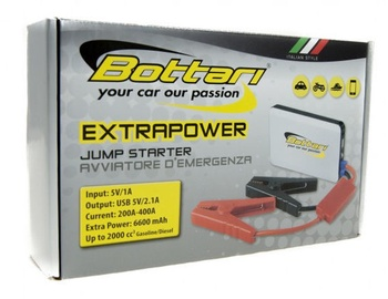 Akumulators Bottari Extrapower HK-A5S, 5 V, 6 Ah, 200 A