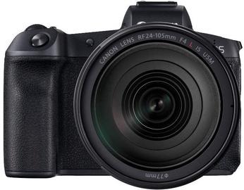 Canon EOS R Body + RF 24-105mm f/4L IS USM Lens + Mount Adapter EF-EOS R
