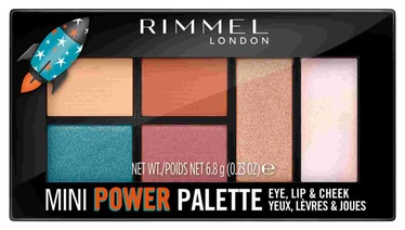 Rimmel London Mini Power Palette 6.8g 004