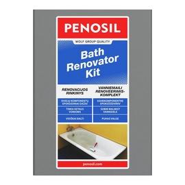 Emalja vannai Penosil premium bath coating