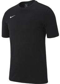 Nike Men's T-Shirt M Tee TM Club 19 SS AJ1504 010 Black M