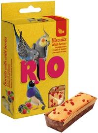 Uzkodas Mealberry Rio Biscuits Wild Berries 5x7g