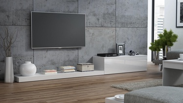 ТВ стол Cama Meble Life 300, белый, 3000x420x350 мм