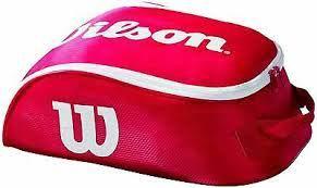 Спортивная сумка Wilson Tour IV, красный