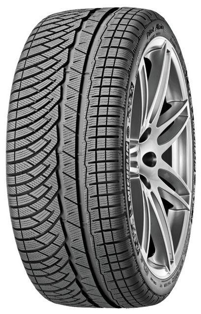 Зимняя шина Michelin Pilot Alpin PA4, 285/40 Р19 107 W XL