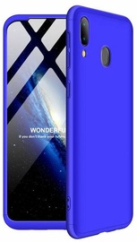 GKK 360 Protection Case For Samsung Galaxy M20 Blue
