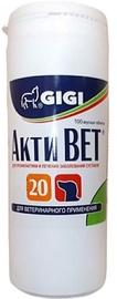 Пищевые добавки для собак GiGi Acti Vet 20 240 Tablets
