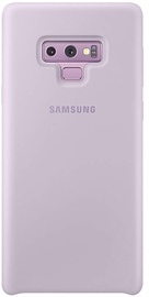 Samsung Silicone Cover For Samsung Galaxy Note 9 Lavender