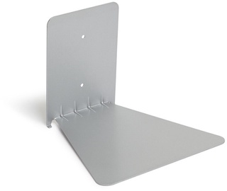 Umbra Conceal Invisible Book Shelf Small Silver 3pcs