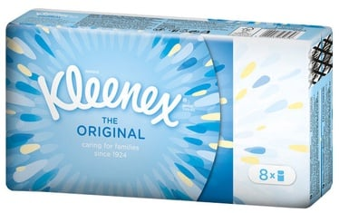 Kleenex Original Tissues 9x8pcs