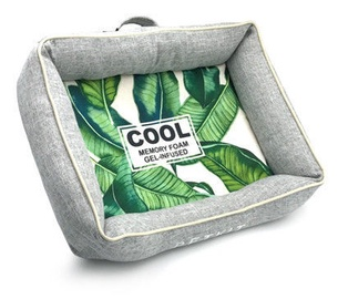 Petkit Pet Bed Four Seasons Grey/Green M