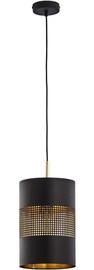 TK Lighting Bogart 3214 Ceiling Lamp 15W E27 Black