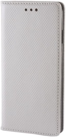 Forever Smart Magnetic Fix Book Case For Huawei Ascend Y5 II Silver