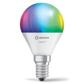 Умная лампочка Ledvance LED, E14, P45, 5 Вт, 470 лм, 2700 - 6500 °К, rgb, 1 шт.