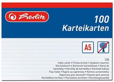 Индекс Herlitz 1150507, 100 шт.