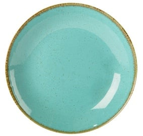 Porland Seasons Cous Cous Plate D26cm Turquoise
