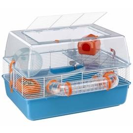 Клетка для грызунов VLX Duna Fun Blue, 550 мм x 470 мм x 375 мм