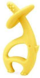 Mombella Dancing Elephant Teether Yellow P8052