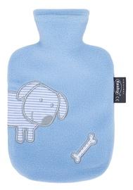 Fashy Hot Water Bottle 6505 51 0,8l Blue