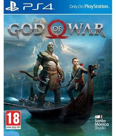 God of War incl. Russian Audio PS4