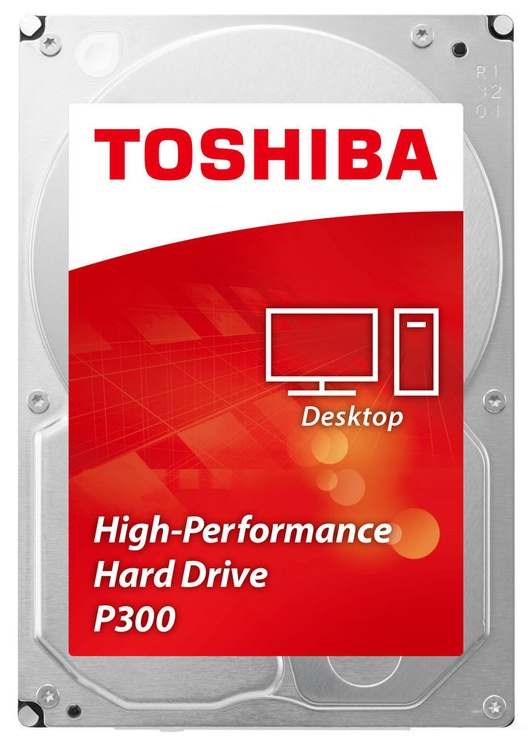 Toshiba P300 2TB 7200RPM SATA III 64MB BULK HDWD120UZSVA
