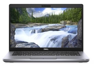 Ноутбук Dell Latitude 5411 Grey N004L541114EMEA, Intel® Core™ i5, 8 GB, 256 GB, 14 ″