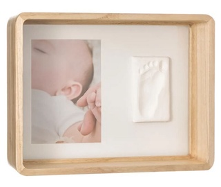 Baby Art Deep Frame Natural Wood