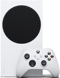 Spēļu konsole Microsoft XBOX Series S, HDMI / LAN / USB