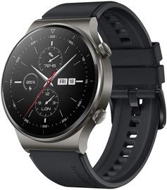 Viedais pulkstenis Huawei WATCH GT 2 PRO, melna