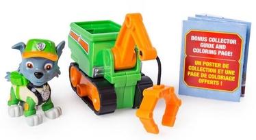 Rotaļlietu figūriņa Spin Master Paw Patrol Ultimate Rescue Rocky Mini Crane