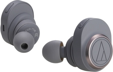 Austiņas Audio-Technica ATH-CKR7TW Gray, bezvadu