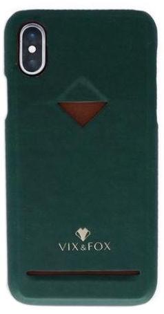 Vix&Fox Card Slot Back Shell For Samsung Galaxy S9 Green