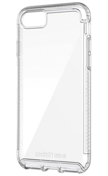 Tech21 Pure Back Case For Apple iPhone 7/8 Transparent