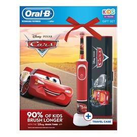 Elektriskā zobu birste Braun Oral-B Kids Cars D100.413.2K