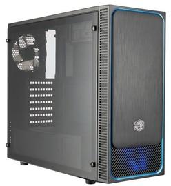 Cooler Master Case MasterBox E500L Window Blue