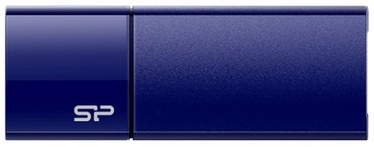 USB atmiņas kartes Silicon Power Blaze B05 Deep Blue, USB 3.0, 16 GB