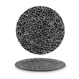 Šķīvis pusdienu 25cm Black Rock 160-0072