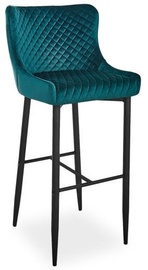 Ēdamistabas krēsls Signal Meble Colin B H-1 Green