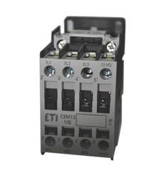 Kontaktors ETI Contactor CEM12.10 12A 3P 230V