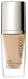 Tonizējošais krēms Artdeco High Performance Lifting Foundation Reflecting Sand, 30 ml