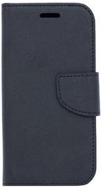 Telone Fancy Diary Bookstand Case For LG K4 Black