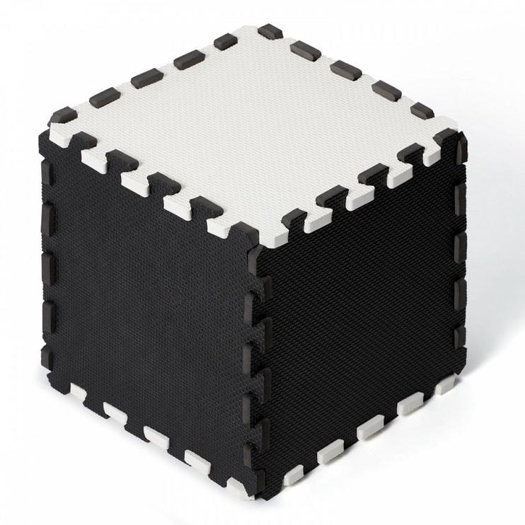Коврик-пазл Kinderkraft Luno Black
