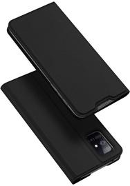 Dux Ducis Skin Pro Bookcase For Samsung Galaxy A51 5G Black