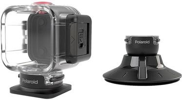 Polaroid Waterproof Case + Suction Mount For Polaroid Cube